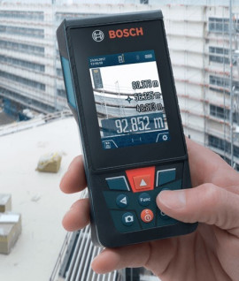 Lasermètre intérieur Bosch GLM 120C