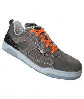 Basket légère de sécurité cuir, chaussures pour homme, Accessoires terrain