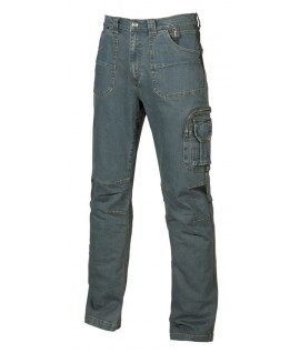 Jean multipoches traffic pour homme, Pantalon multipoches, www.lepont.fr