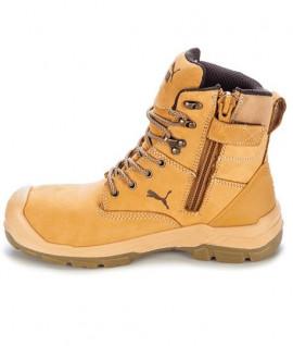 Chaussures de sécurité Puma Conquest Wheat
