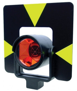 Prisme plaque amovible Leica GPR1 362830 - Lepont Equipements