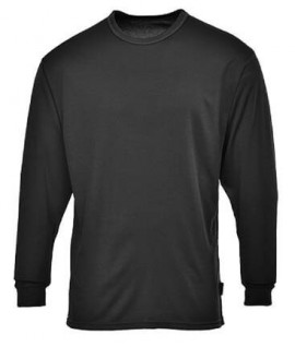 T-shirt manches longues thermique anti-froid
